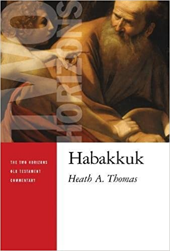 Habakkuk commentary Thomas