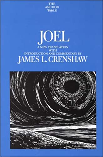 Joel commentary Crenshaw