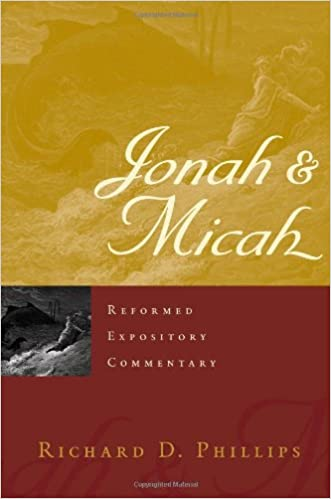 Micah commentary Phillips