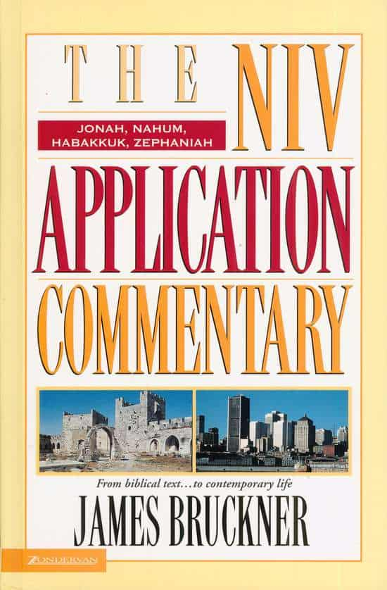 Nahum commentary James Bruckner