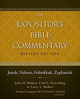 Jonah commentary Expositor's