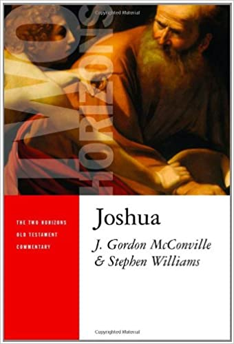 Joshua commentary McConville