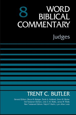 Judges commentary Butler