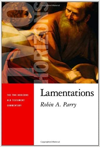 Lamentations commentary Parry