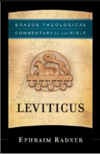 Leviticus commentary Brazos