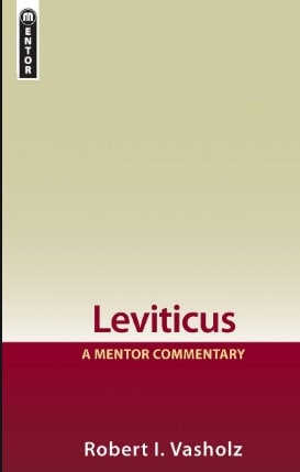 Leviticus commentary Vasholz