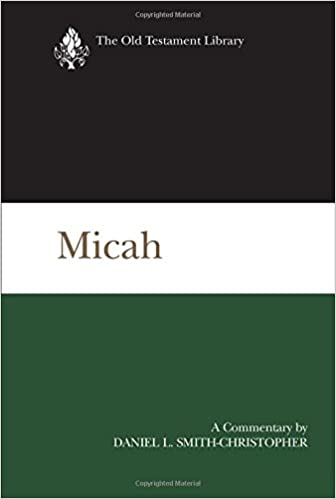 Micah commentary Smith-Christopher