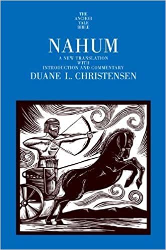 Nahum commentary Christensen