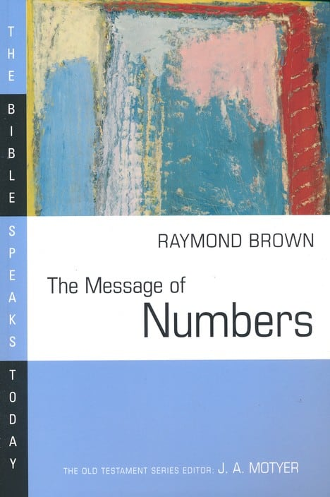 Numbers commentary Brown