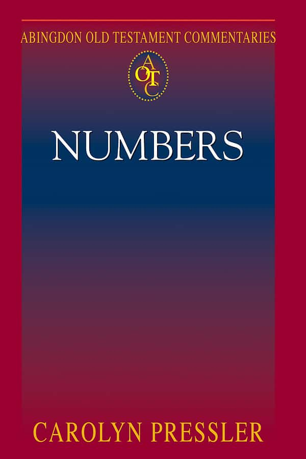 Numbers commentary Pressler