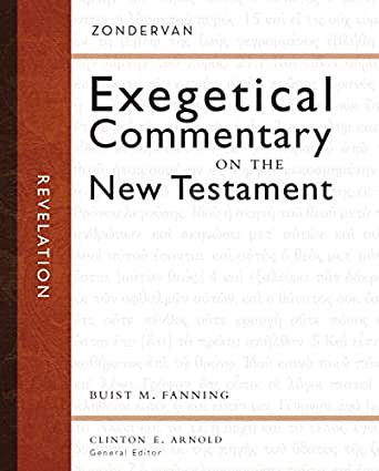 Revelation commentary by Buist Fanning cover