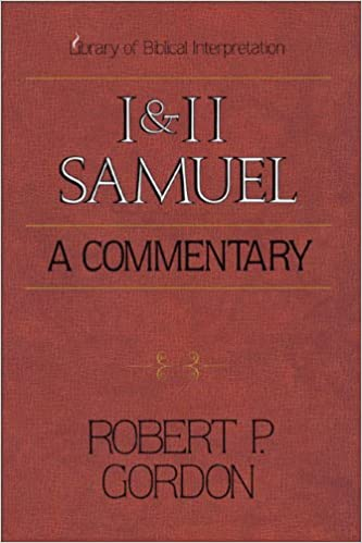 Samuel commentary Gordon