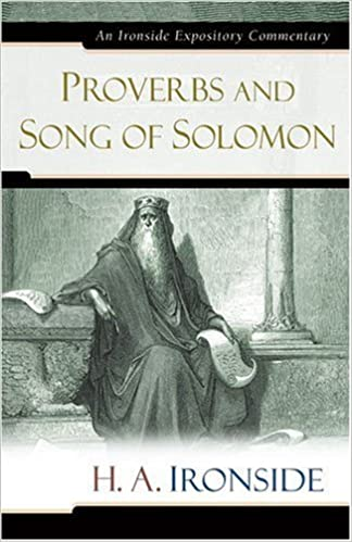 Song of Songs Solomon Ironside