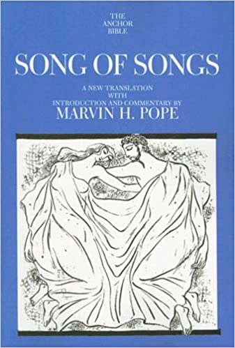 Song of Songs Solomon Pope