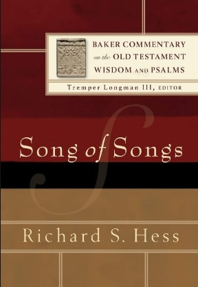 Song of Songs Solomon Hess