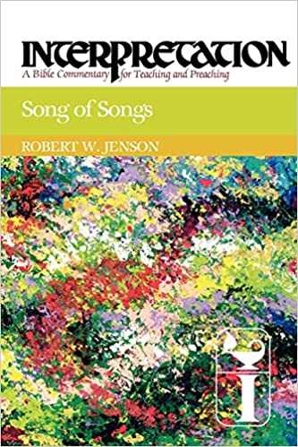Song of Songs Solomon Jenson