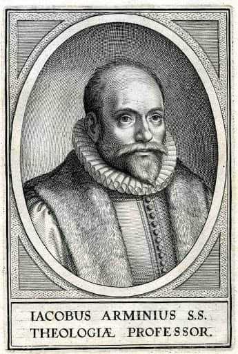 Jacob Arminius theologian