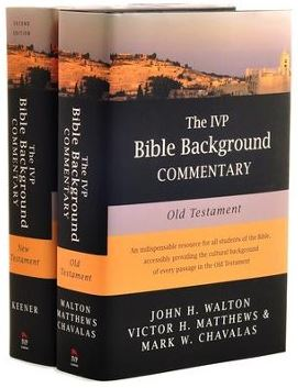 IVP Bible Backgrounds Commentary
