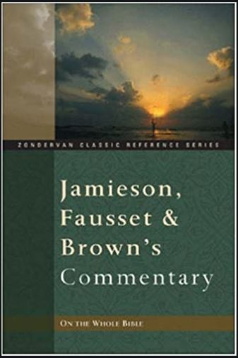 Jamieson, Fausset, and Brown