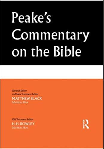 Peakes Bible Commentary